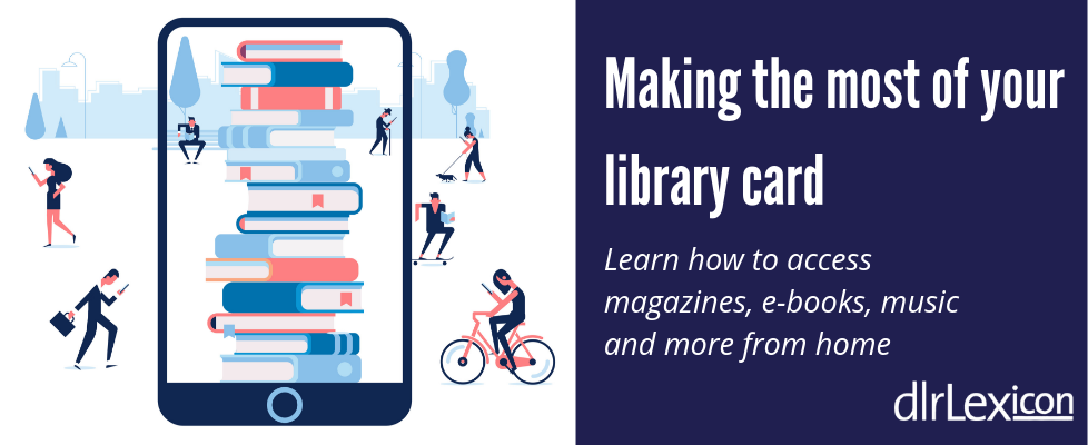 Making the most of your library card