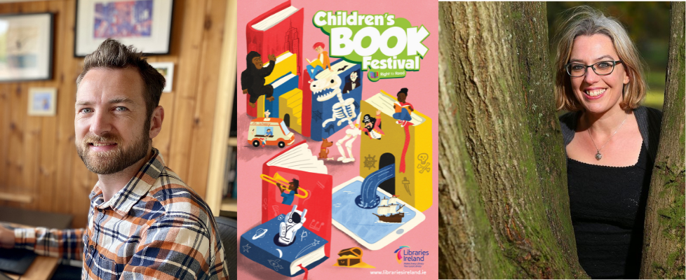 Paddy and Maire- Children's Book Festival