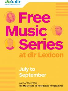 free music series flyer